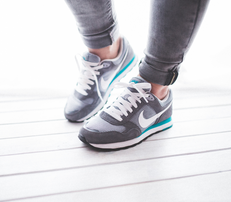 walking for physical movement