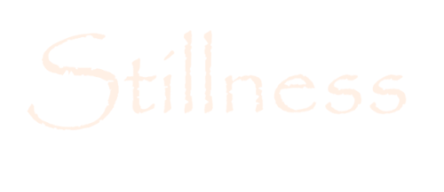 Stillness and Me-Time